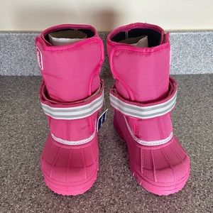 "Nautica ""Girls"" Snow/Rain Boots"